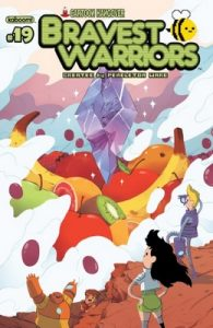 Bravest Warriors #19 [PDF] [English]