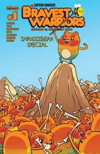 Bravest Warriors 2014: Impossibear Special [PDF] [English]
