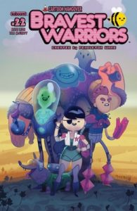 Bravest Warriors #22 [PDF] [English]