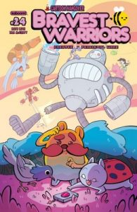 Bravest Warriors #24 [PDF] [English]