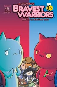 Bravest Warriors #25 [PDF] [English]