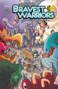 Bravest Warriors #26 [PDF] [English]