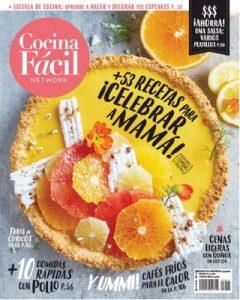 Cocina Fácil – Mayo, 2019 [PDF]