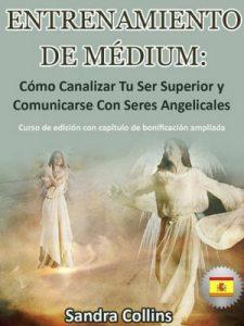 Entrenamiento para Médiums: Cómo Canalizar Tu Ser Superior y Comunicarse Con Seres Angelicales – Sandra Collins [ePub & Kindle]