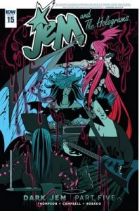 Jem and The Holograms Issue #15 [PDF] [English]