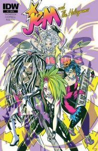 Jem and The Holograms Issue #2 [PDF] [English]