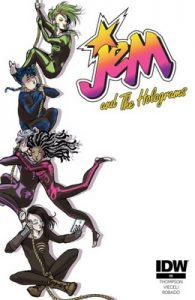 Jem and The Holograms Issue #9 [PDF] [English]
