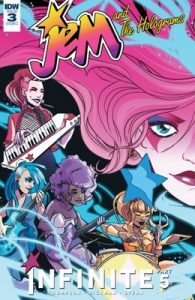 Jem and the Holograms: Infinite #3 [PDF] [English]