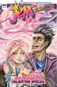 Jem and the Holograms: Valentine's Day Special 2016 [PDF] [English]
