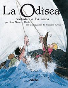 La Odisea contada a los niños (Biblioteca Escolar Clásicos contados a los niños) (1st Edition) – Rosa Navarro Durán, Francesc Rovira Jarqué [ePub & Kindle]