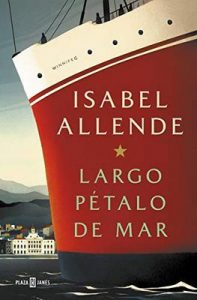 Largo pétalo de mar – Isabel Allende [ePub & Kindle]