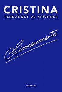 Sinceramente – Cristina Fernández de Kirchner [ePub & Kindle]
