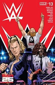 WWE #13 – Michael Kingston, Samoa Joe, Kevin Panetta, Lan Pitts, Julian May [ePub & Kindle] [English]
