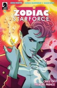 Zodiac Starforce: Cries of the Fire Prince Issue #2 [PDF] [English]