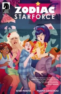 Zodiac Starforce Issue #2 [PDF] [English]