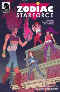Zodiac Starforce Issue #3 [PDF] [English]