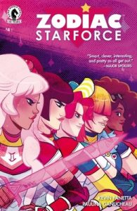 Zodiac Starforce Issue #4 [PDF] [English]