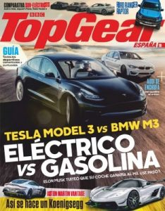 BBC Top Gear España – Mayo-Junio, 2019 [PDF]