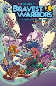 Bravest Warriors #27 [PDF] [English]