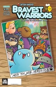 Bravest Warriors #30 [PDF] [English]
