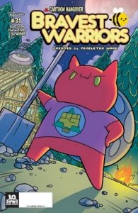 Bravest Warriors #31 [PDF] [English]
