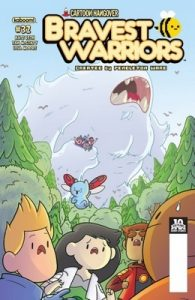 Bravest Warriors #32 [PDF] [English]
