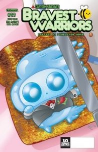 Bravest Warriors #33 [PDF] [English]
