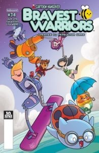 Bravest Warriors #34 [PDF] [English]