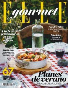 Elle Gourmet – Verano, 2019 [PDF]