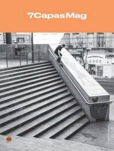 7capas Skateboarding Argentina n° 26, 2018 [PDF]