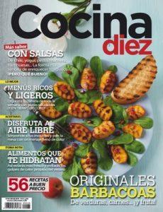 Cocina Diez – Julio, 2019 [PDF]