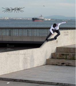 SURGE Skateboard Magazine n° 32, 2016 [PDF]