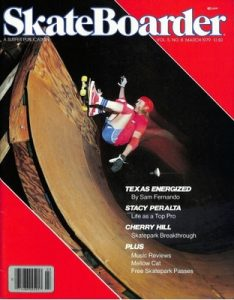 Skateboarder March, 1979 [PDF]