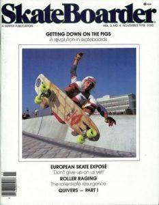 Skateboarder November, 1978 [PDF]
