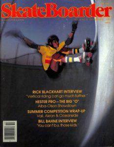 Skateboarder October, 1978 [PDF]