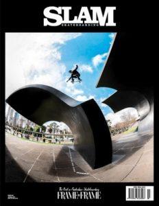 Slam Skateboarding Magazine #220 Spring, 2018 [PDF]