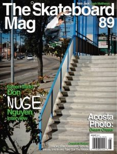 The Skateboard Mag – August, 2011 [PDF]