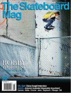 The Skateboard Mag – November, 2011 [PDF]