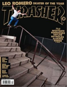 Thrasher Magazine – April, 2011 [PDF]