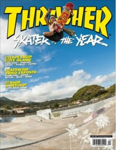 Thrasher Magazine – April, 2013 [PDF]