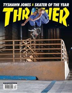 Thrasher Magazine – April, 2019 [PDF]