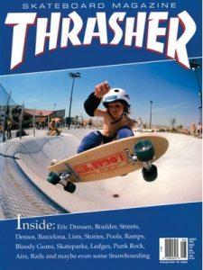 Thrasher Magazine – August, 1996 [PDF]