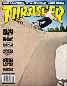 Thrasher Magazine – August, 2010 [PDF]