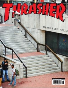 Thrasher Magazine – August, 2018 [PDF]