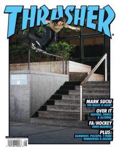 Thrasher Magazine – August, 2019 [PDF]