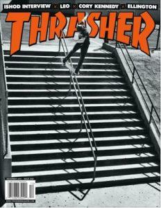 Thrasher Magazine – December, 2010 [PDF]