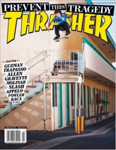 Thrasher Magazine – February, 2010 [PDF]