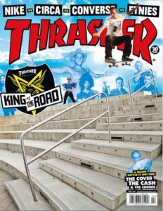 Thrasher Magazine – February, 2011 [PDF]
