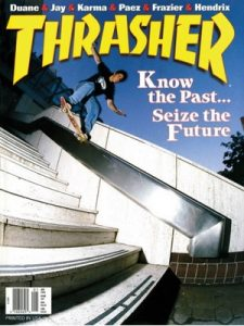 Thrasher Magazine – January, 1995 [PDF]