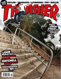 Thrasher Magazine – June, 2011 [PDF]